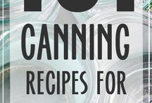 Recipes - Spice/Sauces/Canning/Dehydrating/Preserving