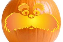 Kids tv Pumpkin carving ideas