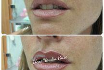 Dermopigmentazione labbra / Trucco permanente