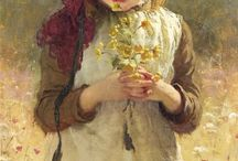 George Elgar Hicks / English artist (1824-1914)