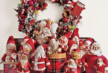 Jolly Ole Saint Nickolaus / Santa, Pere Noel, Papai Noel, Babbo Natale, Father Christmas - whatever you call him - He's the spirit of giving