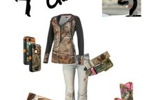 Camo must haves / by Christina Anderson