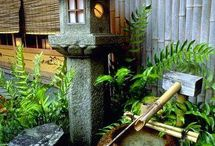 Japanese Influences ... and their gardens