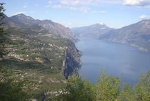 Lake Ledro to Lake Garda / The scenery surrounding Italy's largest lake and its tiny neighbour, Ledro, astonishes with its variety. More than just a walk from one lake to the south-western shores of another, this is a marvellous walking holiday discovery of Mediterranean and Alpine landscapes on which no two days are the same. http://po.st/3l5j1k