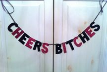 Bachelorette party (Amber) / by Aimee Wright