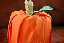 Fall Harvest ~ Halloween ~Thanksgiving