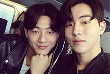 Jisoo and JooHyuk