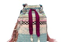 Catena bohemian bags, handmade and one of a kind / Bohemian, gypsy, Ibiza, ethnic bags made by Catena