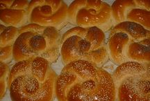 """Jewish Baking / Recipes from my 2012 IACP award-winning book, """"Inside the Jewish Bakery"""" (and more)."""