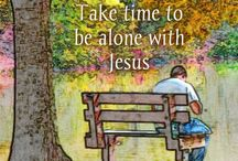 intimacy with Jesus