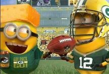 Green Bay Packers! / by Pam Kauth