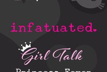 Infatuated Podcast / Infatuated with romance? So are we! Join veteran romance reviewer Sue Brown-Moore and standout voices in romantic fiction as we chat about our favorite book boyfriends, the hottest reads you didn't know you needed, the authors we fangirl over, and the crazy shenanigans we get up to.  Look for Infatuated on your favorite podcasting platforms or join in the conversation at http://infatuatedpodcast.com