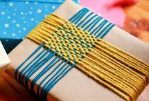 Упаковка подарков / Gift Wrap Ideas