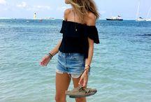 Fashion for summer resort