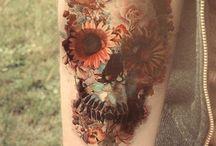 Çiçek Dövmeleri