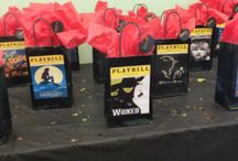 Broadway Themed Party