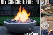 pit fires
