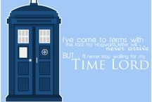 Time Lord / by Tabitha Weyandt