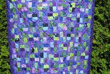 Mijn eigen quilts
