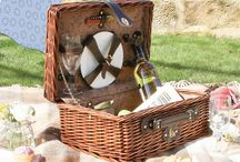 Picnic Baskets and Accessories / With Summer around the corner and promise of beautiful sunshine, we have put together this hand picked album of our most luxury picnic baskets for 2016. These beautiful hampers will be enjoyed for years to come.