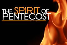 Pentecost / The birthday of the Church.