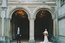 Central Park Weddings / Were you #EngagedinCentralPark? Or perhaps you dream of being #MarriedinCentralPark? Learn more about planning your special day here: http://www.centralparknyc.org/about/park-information/weddings.html / by Central Park Conservancy