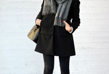 Winter fashion inspiration