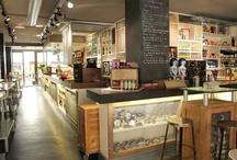 Bars&restaurants interiors