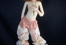 BJD and artist dolls