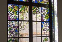 vitrais pintados