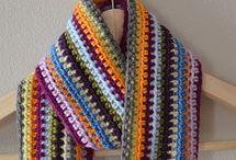 Crochet...Scarves / by Laurie Greene