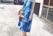 Street style.Asian