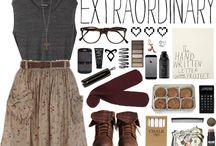 outfits faldas