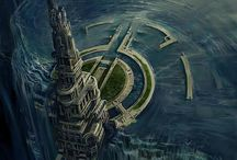 Fantasy cities