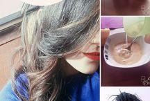 Maschere capelli
