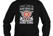 v neck tee / tshirt print - hoodie
