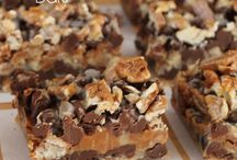 Cookie bars and more....