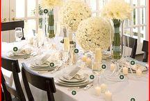 Table scape ideas