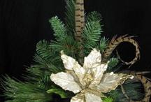 Christmas Floral Designs / Christmas Floral Designs,  Floral Designs