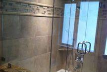 Shower & Tub Bathroom Remodels - Redding CA Moule's California Glass
