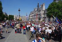 Procession en l'honneur de saint Louis - mai 2014