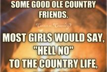Country Life ❤