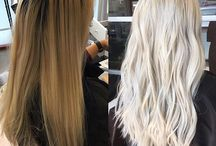 Platinový blond