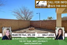 SOLD! Move In Ready! Open Floor Plan Sarah Ann Ranch Home / 12583 N 175th Drive, Surprise, AZ 85388 |  3 Beds | 2 Bathrooms | 2,155 Square Feet