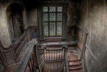 Verlaten huizen / Beauty in the broken