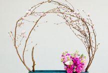 横長の花器
