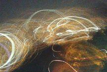Luces de la ciudad / Fotografía nocturna