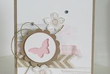 Karten - Schmetterlinge