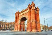 Barcelona visionboard