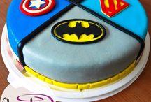 fiestas tematicas super heroes
